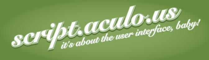scriptaculous logo