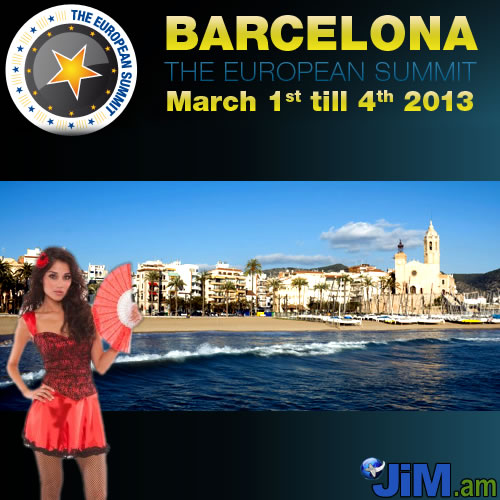 Barcelona European Summit 1st 4th March 2013
