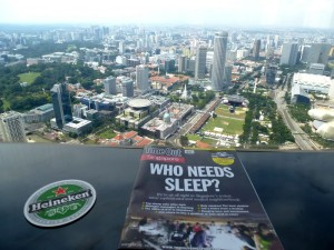 Singapore no sleep timeout