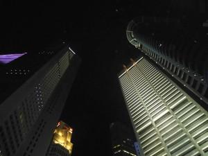 singapore sky scrapers