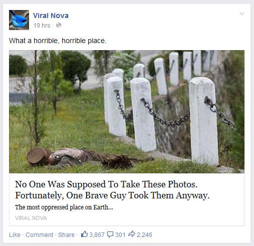 Viral Nova post
